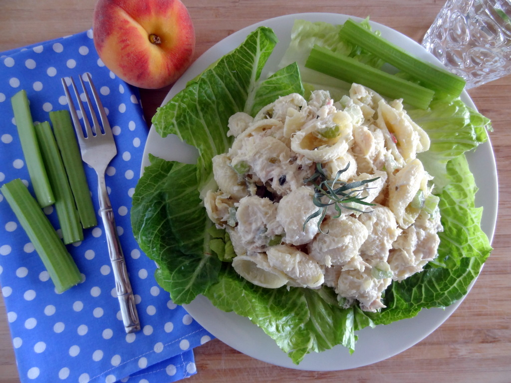 and potato salad with tarragon recipes dishmaps tuna and potato salad ...