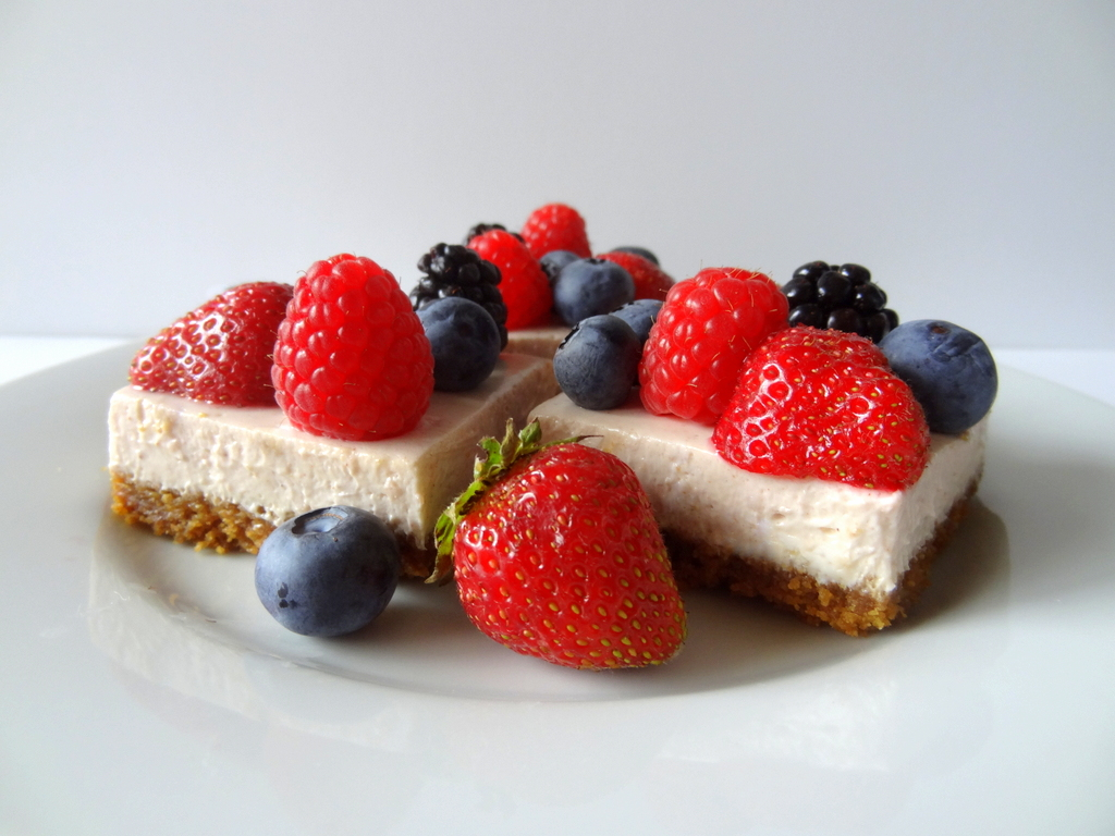 Very Berry Cheesecake Recipe — Dishmaps