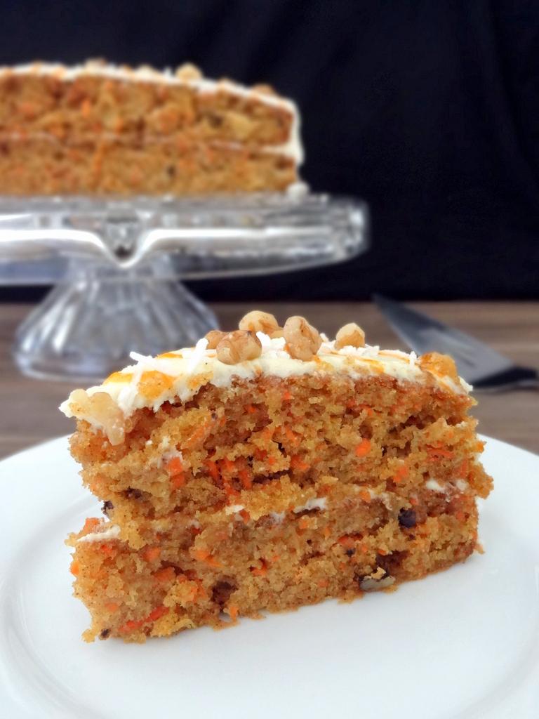 mango carrot cake